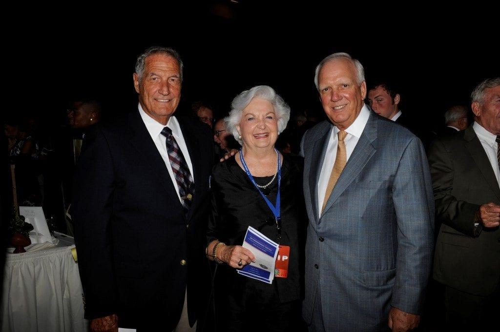 College Hall of Fame Dinner with Football Alabama's Gene Stallings. Photo By UA/Joe Raymond