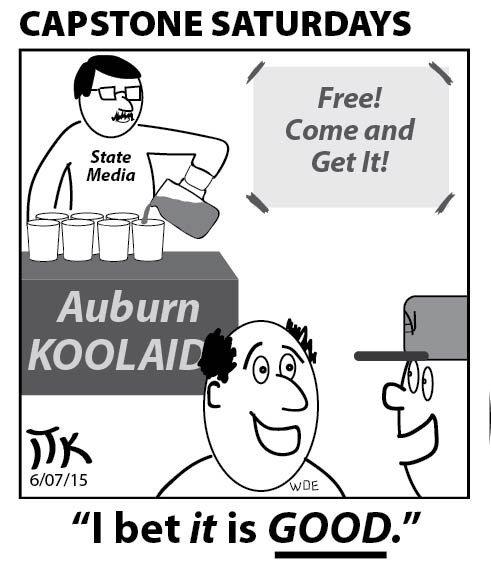 Auburn Koolaid