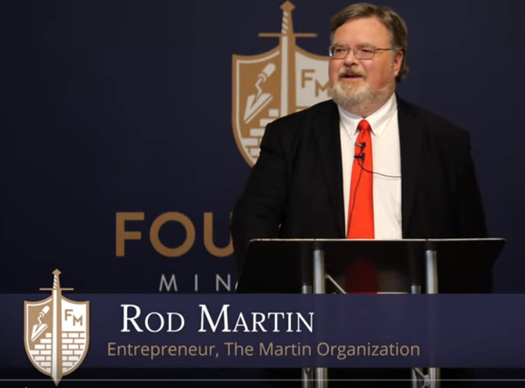 Rod D. Martin
